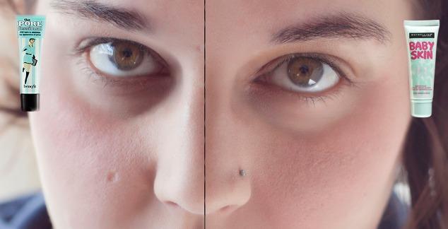 pores